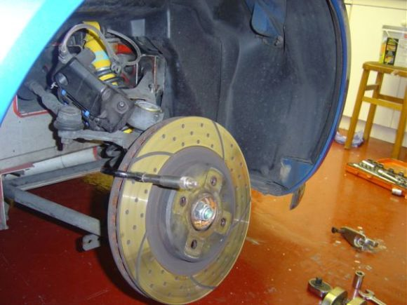 32. Measuring Brake DiscThickness.JPG
