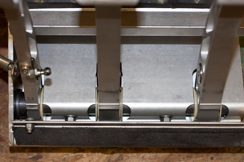Overview of pedal assemblies