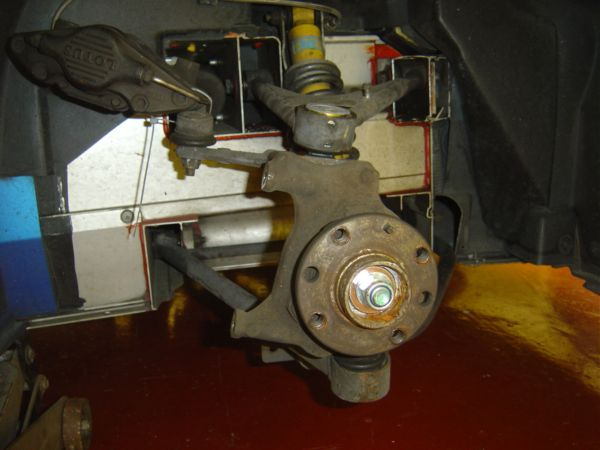 7. Securing Front Brake Caliper.JPG