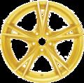 Gold, cast